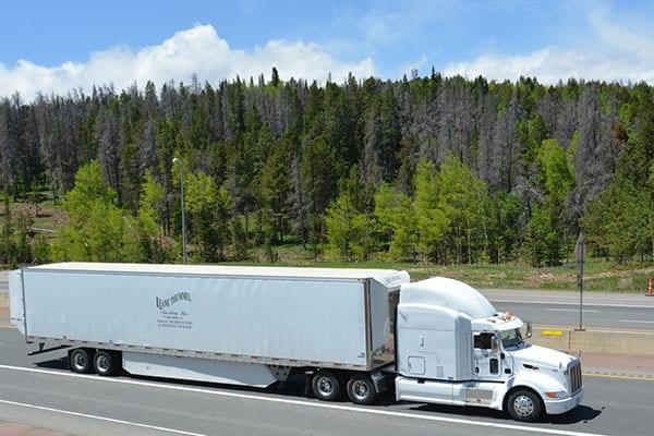 Interstate Trucking Company New Market   Interstate Driving